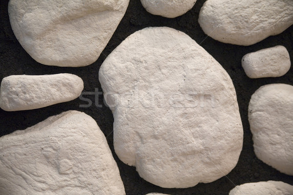 fragment of wall made of stones Stock photo © Hochwander