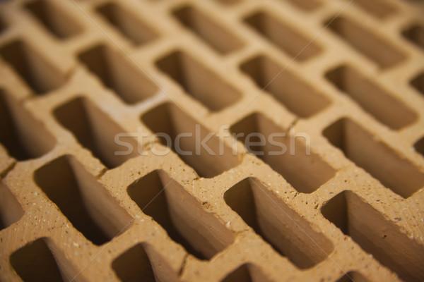 brick background Stock photo © Hochwander