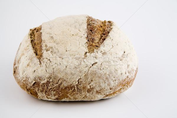 хрустящий свежие хлеб вкусный белый продовольствие Сток-фото © Hochwander