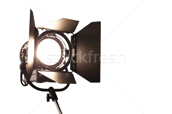 studio lamp with CP Stock photo © Hochwander