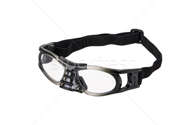 Sport protective glasses Stock photo © Hochwander