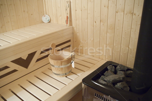 sauna Stock photo © Hochwander