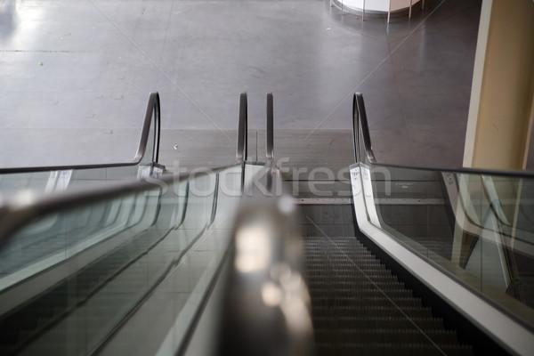 Vuota metro stazione business città lavoro Foto d'archivio © Hochwander