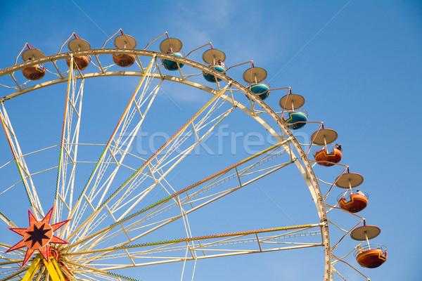 amusement grounds Stock photo © Hochwander