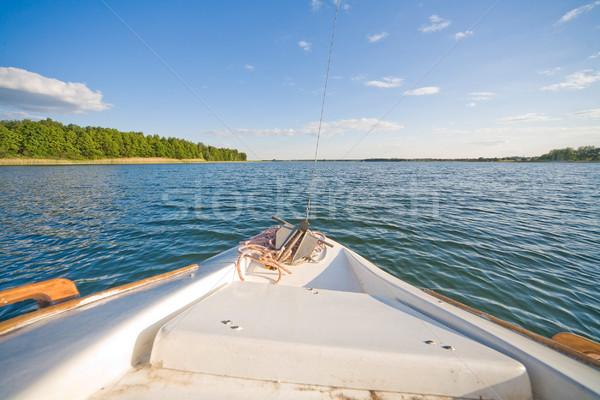 yachting Stock photo © Hochwander