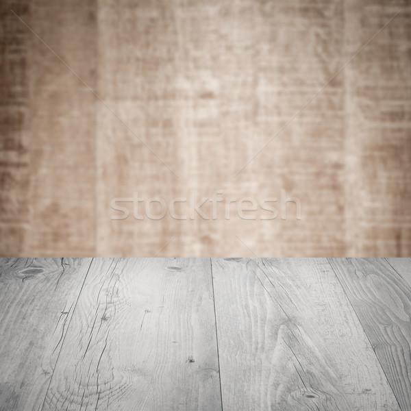 Wood background  Stock photo © homydesign