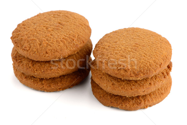 Tasty cookies Stock photo © homydesign