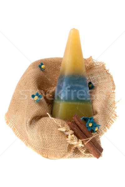 Candle Stock photo © homydesign