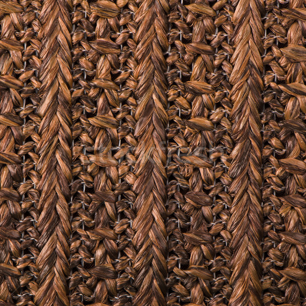 Wicker pattern background  Stock photo © homydesign