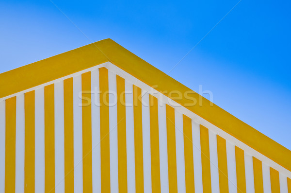 Roof detail Stock photo © homydesign