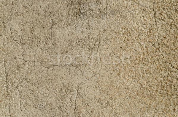 Old stucco wall Stock photo © homydesign