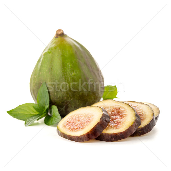 Fruits figs Stock photo © homydesign