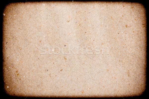 Gerecycleerd Papierstructuur papier textuur abstract Stockfoto © homydesign