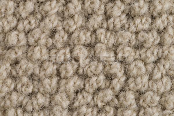 Beige tapijt detail textuur badkamer Stockfoto © homydesign