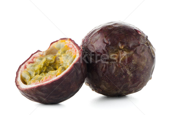 Passion fruit  Stock photo © homydesign