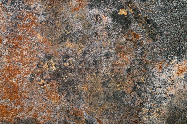 Pedra rocha textura do grunge decoração parede projeto Foto stock © homydesign