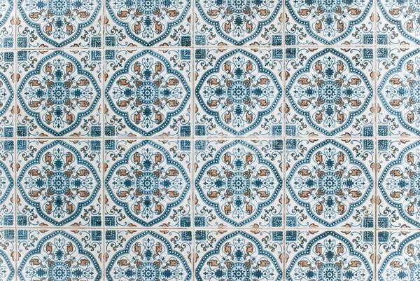 Portuguese glazed tiles 086 Stock photo © homydesign