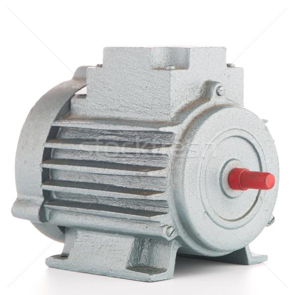 Electric motor Stock photo © homydesign