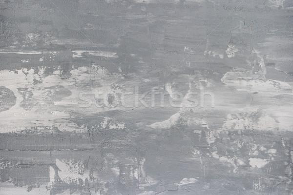 Cement fal textúra közelkép friss absztrakt Stock fotó © homydesign