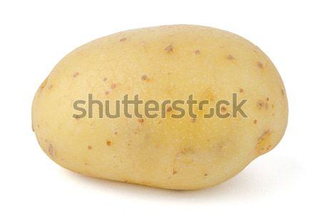 New potato Stock photo © homydesign