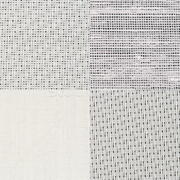 Szett fehér bakelit minták textúra fal Stock fotó © homydesign