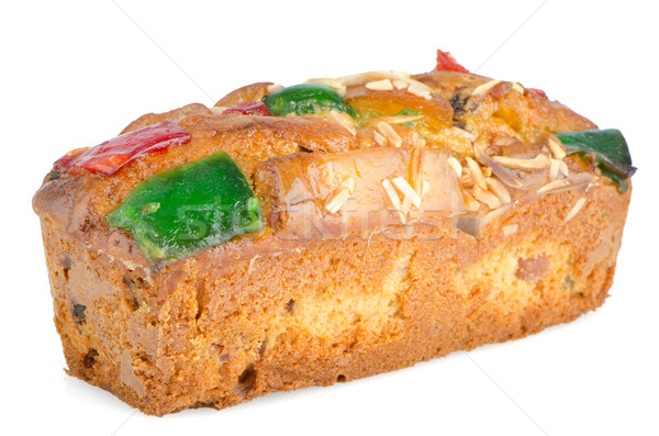 Fruit cake Stock photo © homydesign