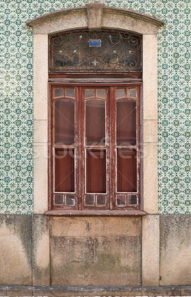 Old window Stock photo © homydesign