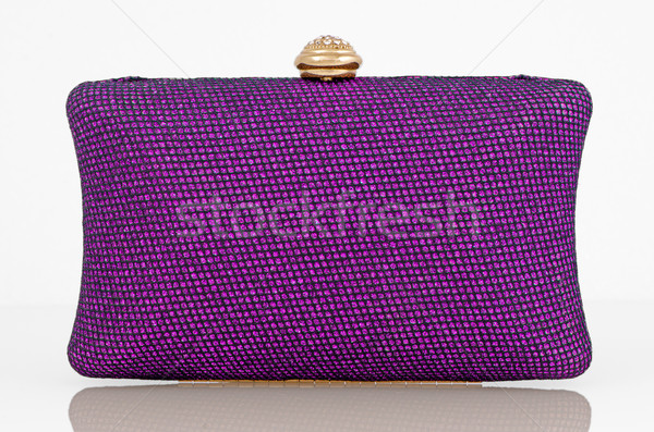 Clutch bag Stock photo © homydesign