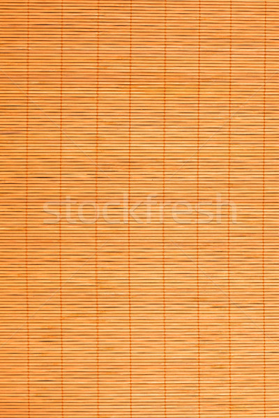 bamboo placemat Stock photo © homydesign