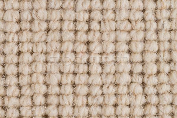 бежевый ковер подробность текстуры ванную Сток-фото © homydesign