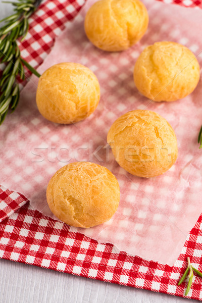Brazilian cheese buns Stock photo © homydesign