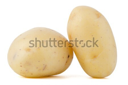 New potatoes Stock photo © homydesign