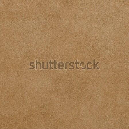 Rosolare pelle texture primo piano abstract mucca Foto d'archivio © homydesign