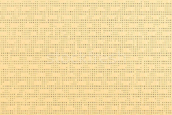 Yellow placemat texture Stock photo © homydesign