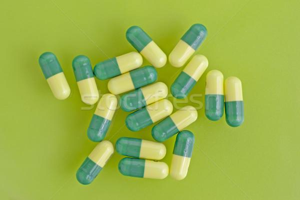 Pills Stock photo © homydesign