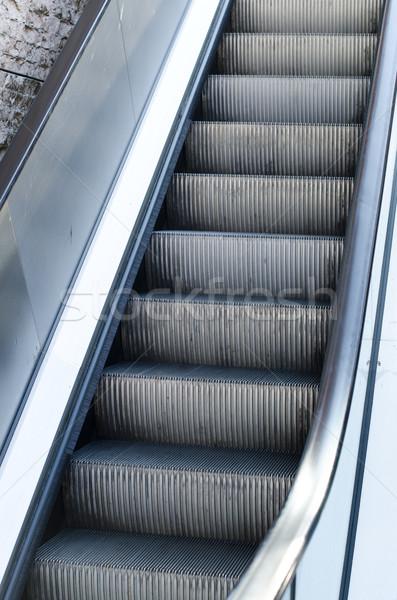 Escalators Stock photo © homydesign