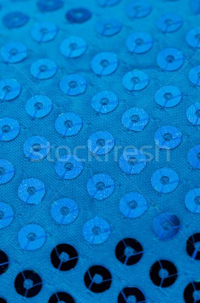 Blauw heldere textuur mode abstract ontwerp Stockfoto © homydesign
