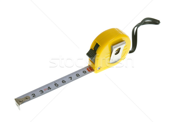 Tape measure Stock photo © homydesign