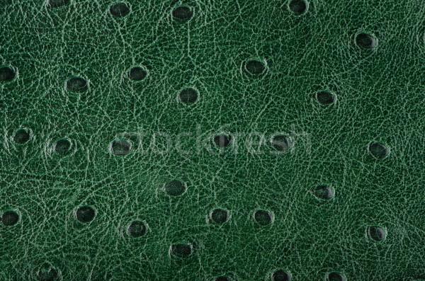 Leather texture background  Stock photo © homydesign