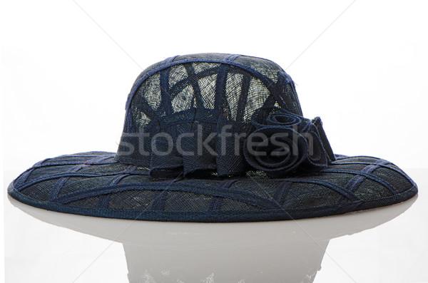 Vintage hat Stock photo © homydesign