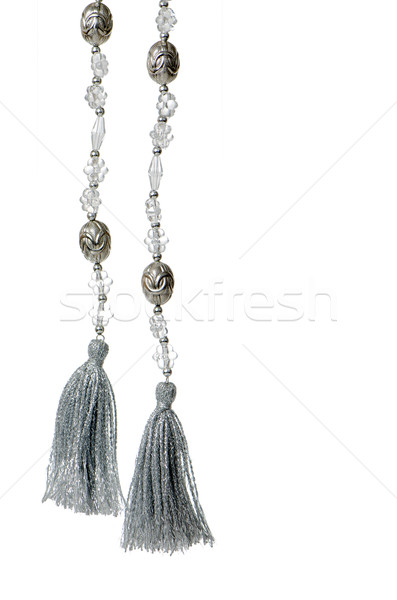 Curtain tassel Stock photo © homydesign