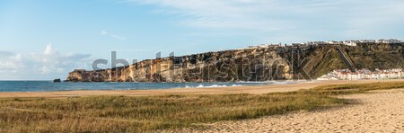 Plage Portugal paysage photos belle nature Photo stock © homydesign