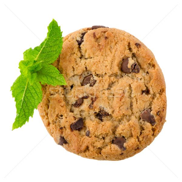 Chocolate Chip Cookie Stock photo © homydesign