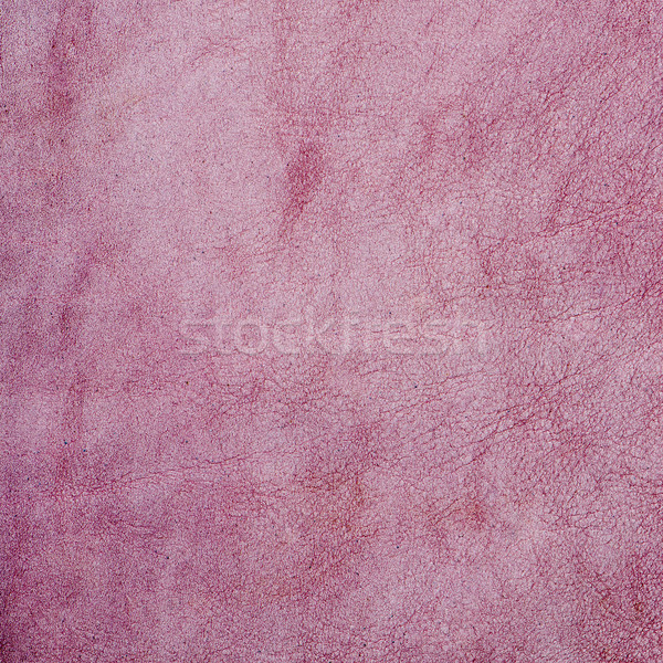 Pink suede Stock photo © homydesign