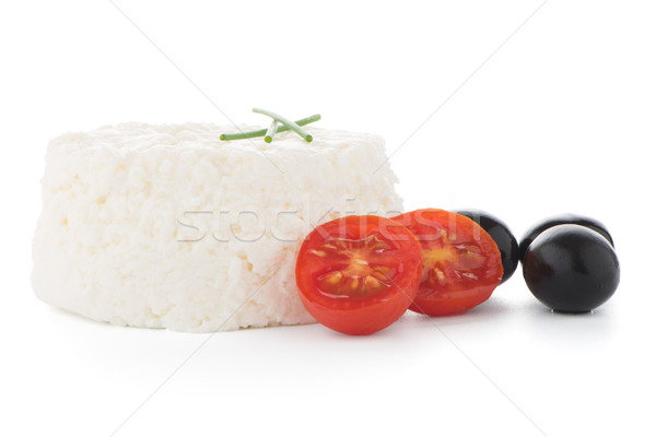 Cottage cheese  Stock photo © homydesign
