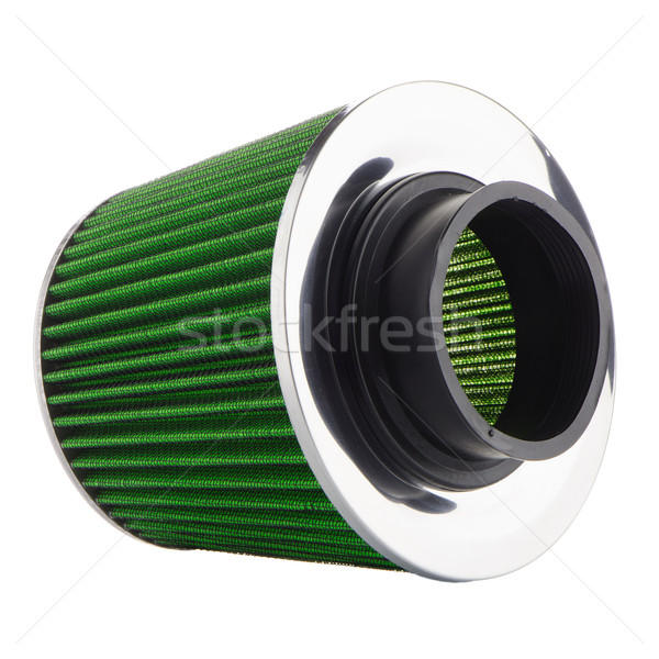 Air cone filter Stock photo © homydesign