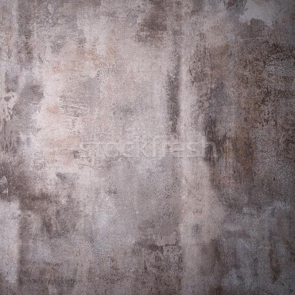 Capeado concretas pared textura fondo rock Foto stock © homydesign