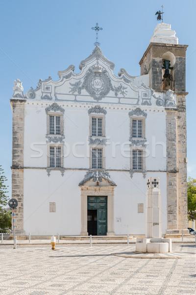 Church of Nossa Senhora da Soledade  Stock photo © homydesign