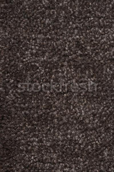 Bruin tapijt detail textuur licht Stockfoto © homydesign