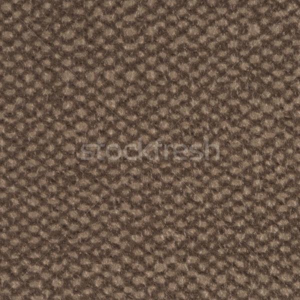 Kahverengi vinil doku duvar soyut Stok fotoğraf © homydesign